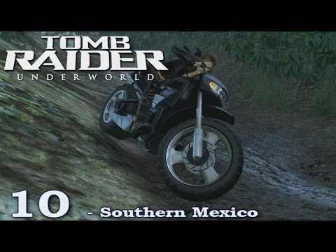 tomb raider underworld playstation 3 trailer