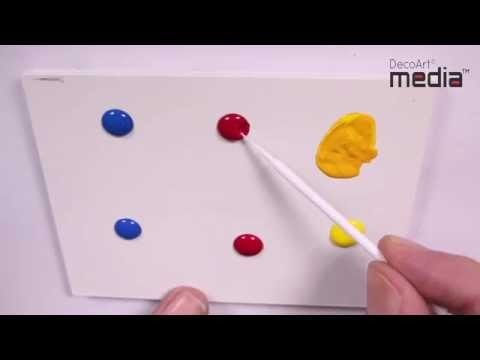 Primary Colour Mixing HD 720p