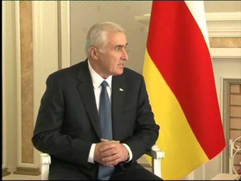 Переговоры с Президентом Российской Федерации Владимиром Путиным