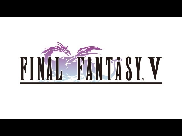 FINAL FANTASY V for iOS/Android (EN)