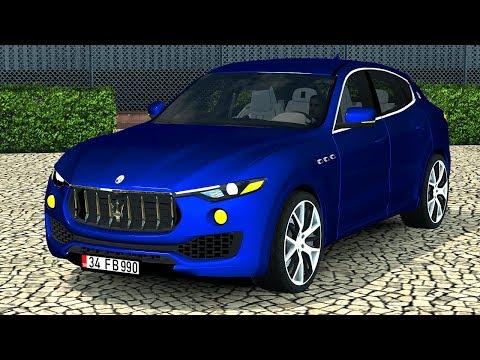 Maserati Levante + Interior 2017 v1.1