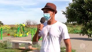 Área de lazer do bairro Flamingo de Marília está abandonada