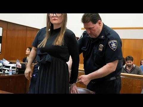 New York: Deutsche Hochstaplerin muss ins Gefängnis