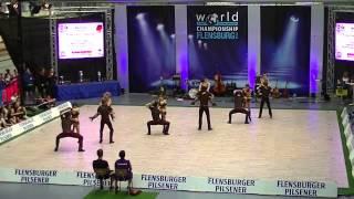 Wild Sixteen - Weltmeisterschaft 2014