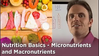 Micro-nutrients and Macro-nutrients