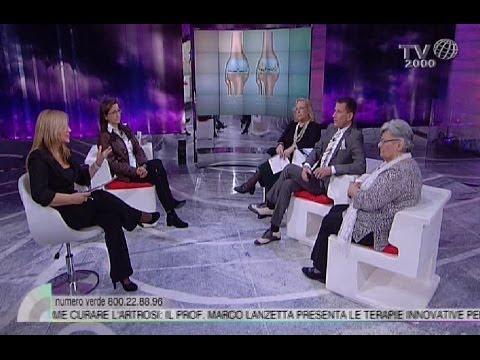 Come curare l'artrosi: il prof. Marco Lanzetta presenta le terapie - TV2000