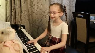 0:01 / 2:58 Родина ( Трофимов С. ) cover Виктория Викторовна 8 лет.