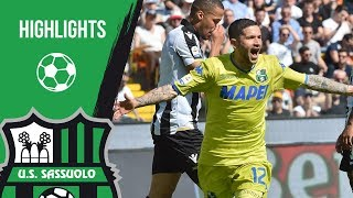 Serie A, highlights Udinese-Sassuolo 1-1