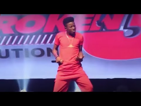 PENCIL UNBROKEN 3 COMEDY CONCERT IN LAGOS,  'THE EVOLUTION'