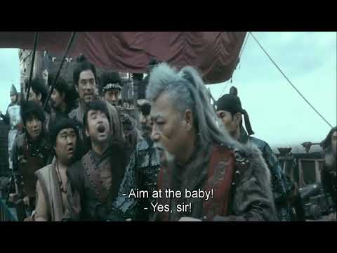 The Pirates Korean Movie Whale Catching Scene