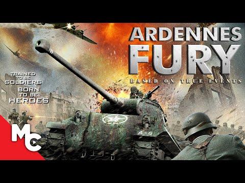 Ardennes Fury | Full Action War Movie
