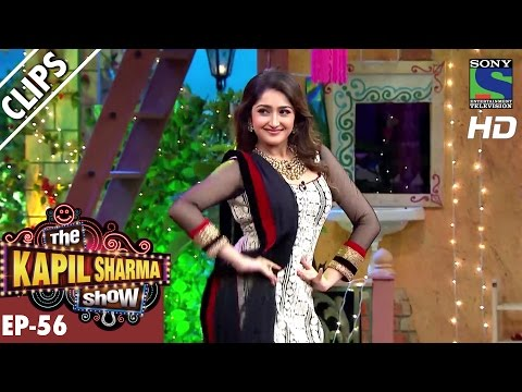 Video Kapil Dances With Sayyeshaa Saigal -The Kapil Sharma Show-Ep.56-30th Oct 2016 download in MP3, 3GP, MP4, WEBM, AVI, FLV January 2017