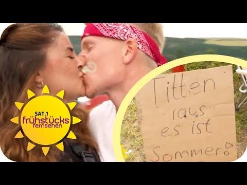 Flirt-Typen:Erfolgreiche Maschen - Festival Edition | ...
