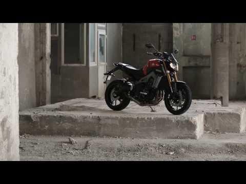 Vídeos Yamaha MT-09 de 2013