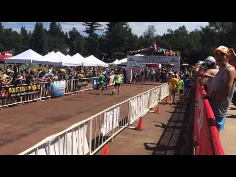 71 year old woman finishes 100 mile endurance race 6 seconds before the 30 hour cutoff