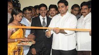 Minister Nara Lokesh to inaugurate 16 IT companies in Mangalagiri today