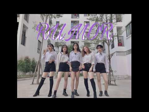 IZ*ONE (아이즈원) - Rumor Dance Cover By RAINBOW From VIETNAM - Thời lượng: 3 phút, 37 giây.