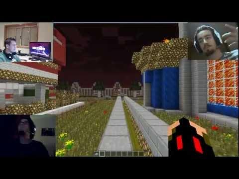 Livestream Minecraft! =D