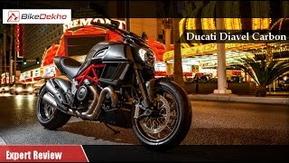 9. Ducati Diavel Carbon | Expert Review | BikeDekho.com