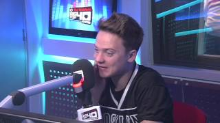 Conor Maynard wass Rich + Kat's guest on the Vodafone Big Top 40 to find out how his new song 'R U Crazy' got on in our chart.
