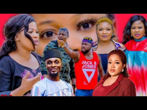 KOLA, TOYIN ABRAHAM'S HUSBAND CHALLENGE HIS WIFE EX-HUSBAND WIFE, ADENIYI JOHNSON WIFE @ LAIDE LOC.