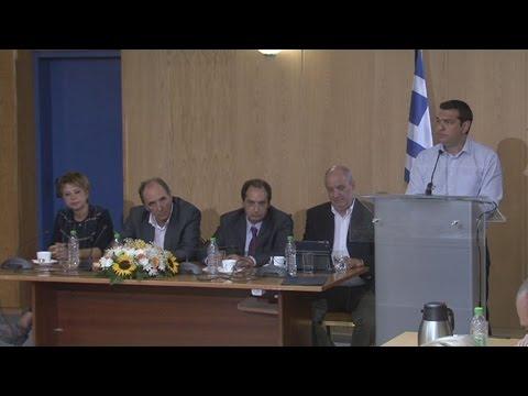 Αλ. Τσίπρας: Θα ολοκληρώσουμε με επιτυχία τη συμφωνία