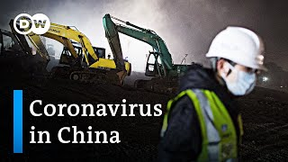China expects Coronavirus outbreak to accelerate