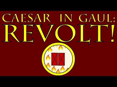 Historia Civilis - Caesar in Gaul: REVOLT! (54 to 53 B.C.E.)