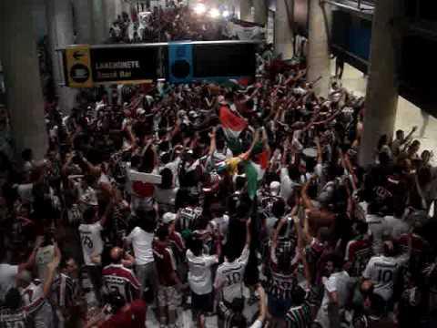 NÃO PARO DE CANTAR! (RPM - Rádio Pirata) - Movimento Popular Legião Tricolor - Fluminense