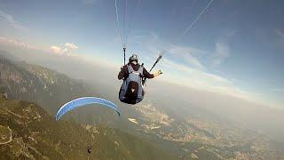 Bassano Del Grappa Italy  city photos : Paragliding-Fun in Bassano del Grappa (Italy) - April 2015 Gleitschirmfliegen