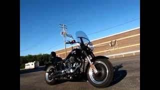 5. 2011 Harley-Davidson Softail Fat Boy Lo FLSTFB US02130