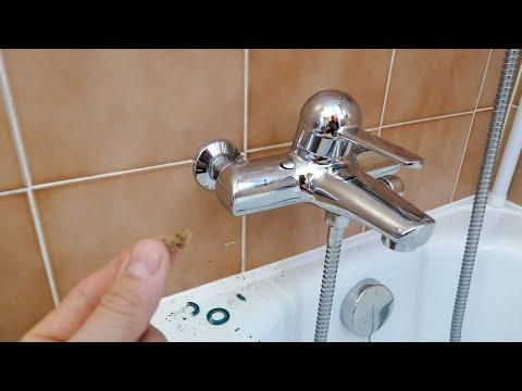 Poca pressione acqua calda? Ecco come risolvere il problema