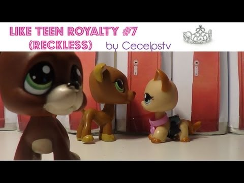 LPS: Like Teen Royalty - Episode 7 (Reckless - S1) (HD)