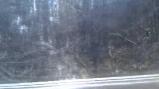 9. 2008 Teryx in the creek