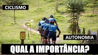 Como chegamos ao conceito de autonomia do ciclista?