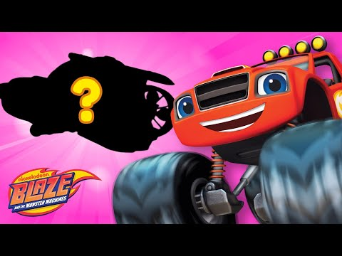 Guess The Transformation #4 w/ Blaze!   Games for Kids   Blaze and the Monster Machines