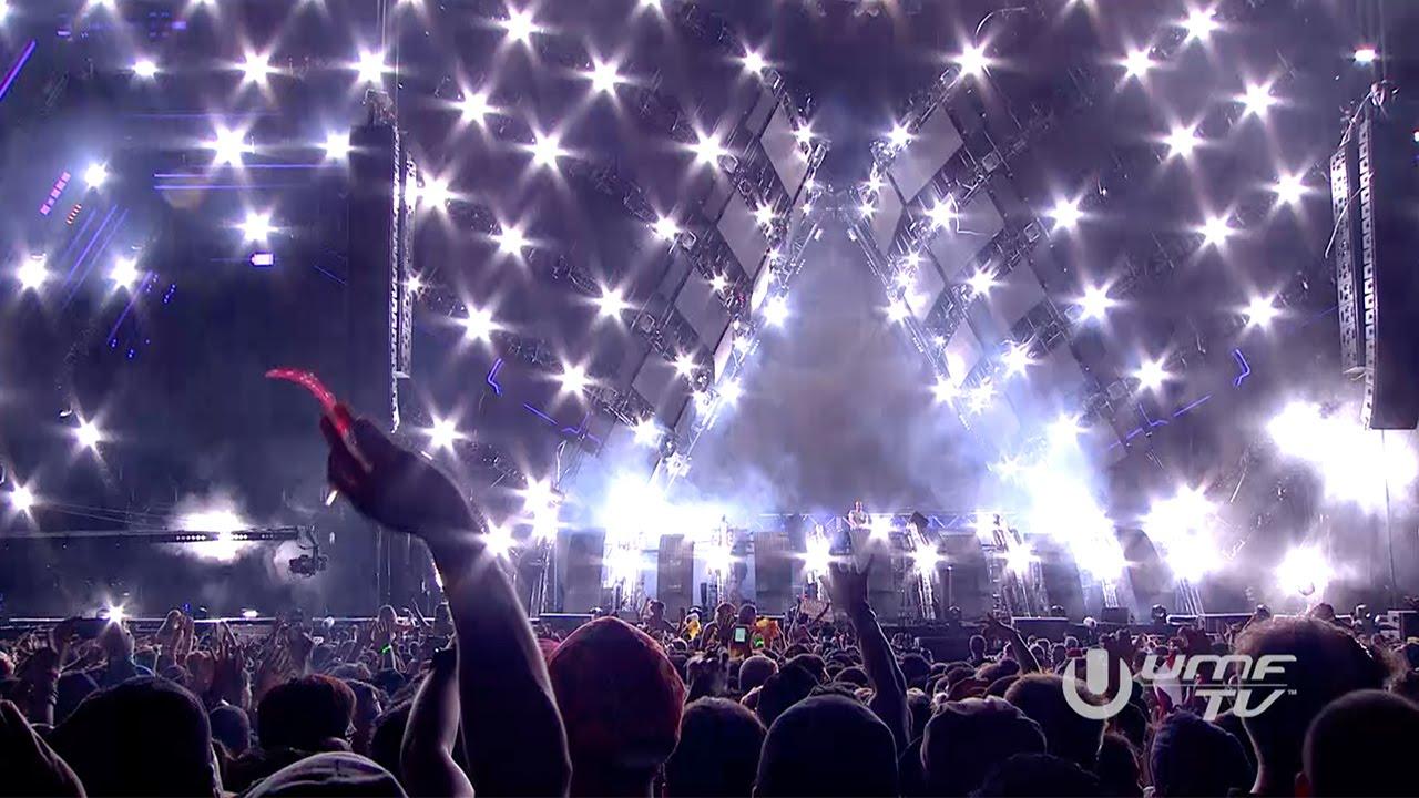 Armin van Buuren - Live @ Ultra Music Festival Miami 2016, Main Stage