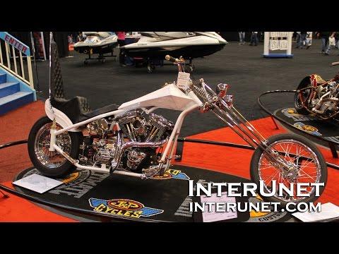 Free style custom built motorcycle
