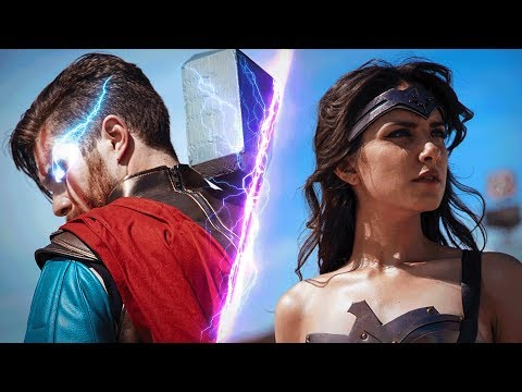 Thor Vs Wonder Woman | Found Footage | Ragnarok Vs Justice League