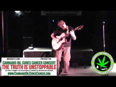 Jason Milan @ Cannabis Oil Cures Cancer Concert 4