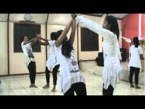 grupo de dança Adoração