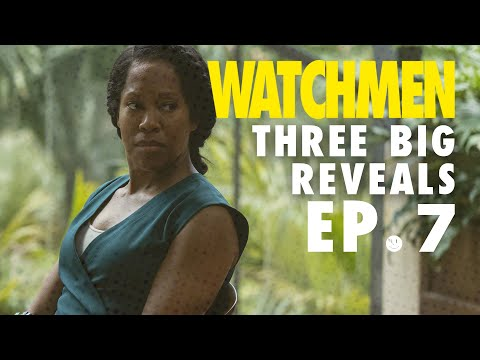 Watchmen Episode 7: Three Big Reveals | The Ringer