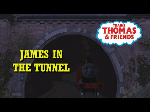 Download Trainz Thomas Amp Friends James In The Tunnel Video 3GP Mp4