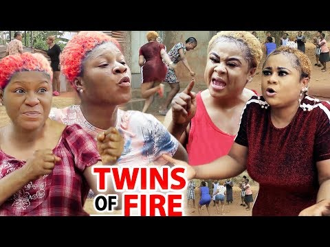 Twins Of Fire COMPLETE Season 1 & 2 - Destiny Etiko / Uju Okoli 2020 Latest Nigerian Movie