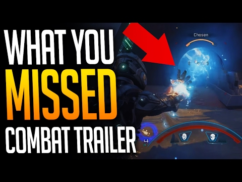 What You Might Have Missed in the Combat Gameplay Trailer