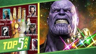 Video 5 Dinge die Du vor Avengers 3 über Thanos & die Infinity Stones wissen musst MP3, 3GP, MP4, WEBM, AVI, FLV April 2018