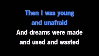 Video I Dreamed A Dream - Movie Version Karaoke - Les Mis - Hathaway MP3, 3GP, MP4, WEBM, AVI, FLV Maret 2018