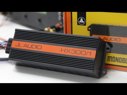 JL Audio HX300/1 Amplifier Dyno Test | SMD D'Amore AD-1