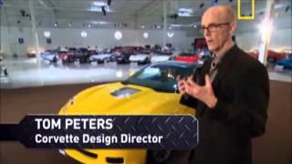 Mega Fábricas Corvette ZR1 Parte3/3