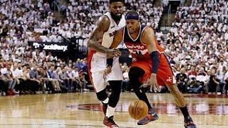 NBA - basket - Paul Pierce - Washington Wizards - Toronto Raptors